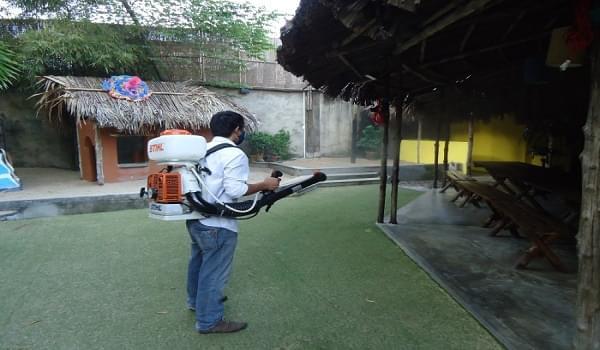 Dịch vụ diệt muỗi giá rẻ tại Ánh Dương Hà Nội