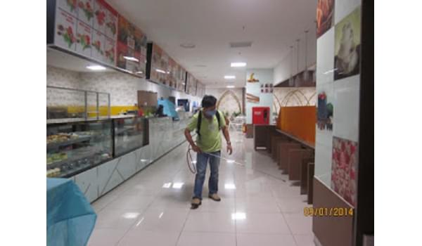 Những lý do nên sử dụng dịch vụ kiểm soát côn trùng trong khách sạn, siêu thị
