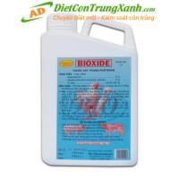 Thuốc khử trùng khử khuẩn Bioxide