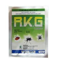 Sản phẩm phòng trừ muỗi, bọ chét, kiến và gián RKG...