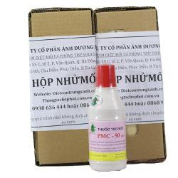 Thuốc diệt mối tận gốc PMC 90 và 02 hộp nhử mối